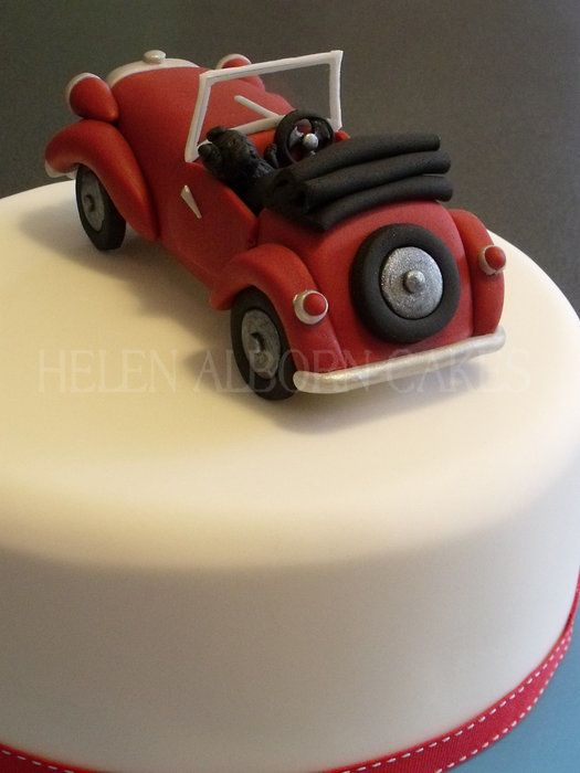 Vintage Car Cake Car Cake Car Cakes For Men Cakes For Men
