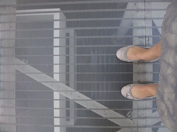 Steel Mesh Floor Google Search Recovering The Past