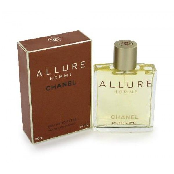 Chanel Allure By Chanel For Men Edt 100 Ml 34 Oz His Scent