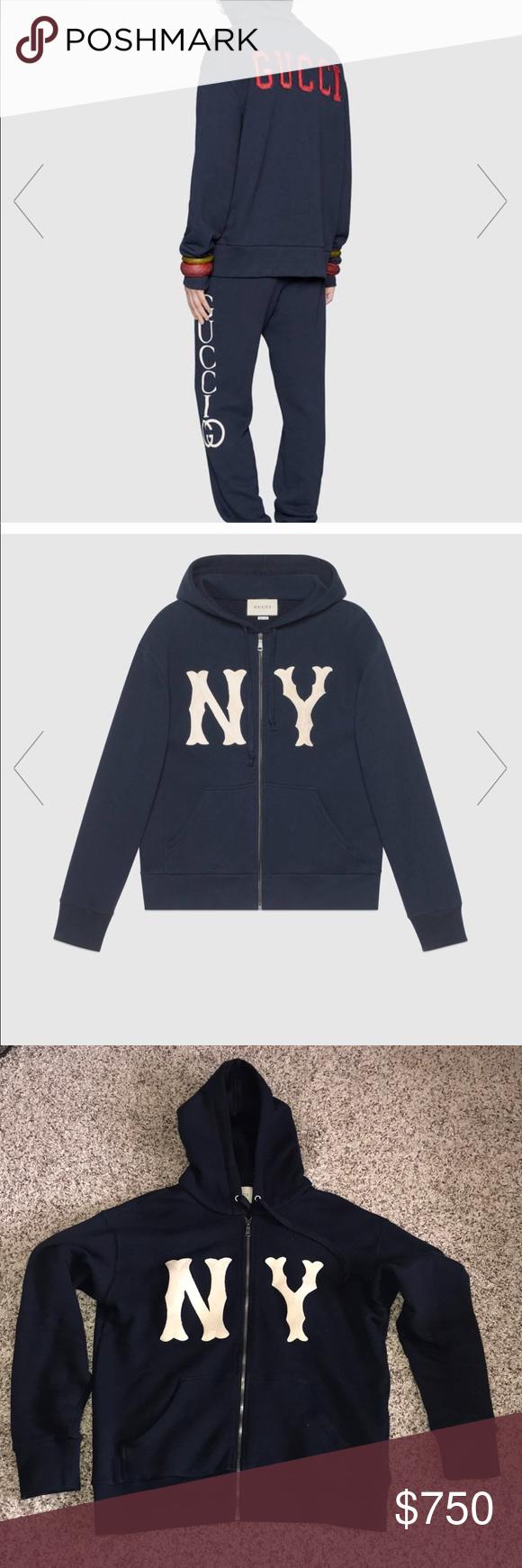 Gucci Men S Sweatshirt With Ny Yankees Patch Gucci Men S Sweatshirt With Ny Yankees Patch Size Medium In Good Preo Mens Sweatshirts Sweatshirts Gucci Men [ 1740 x 580 Pixel ]
