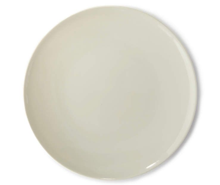 Great Gatherings Cream Round Melamine Dinner Plate Melamine Dinner Plates Plates Dinner Plates