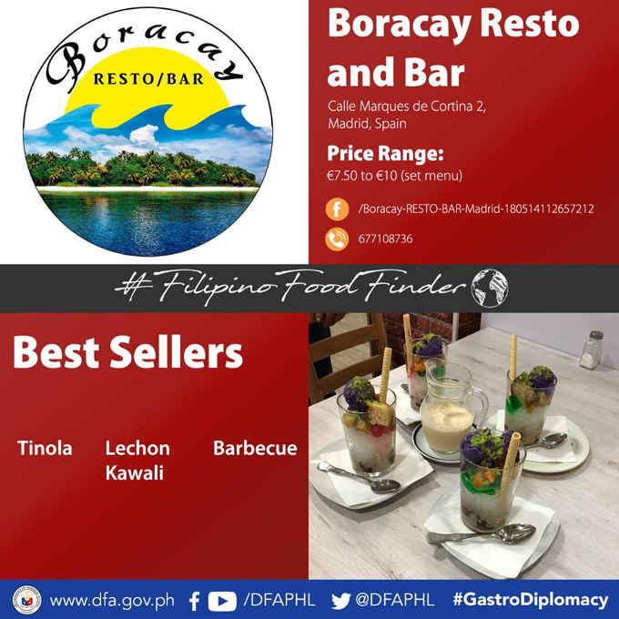 Boracay Resto And Bar Boracay Lechon Lechon Kawali