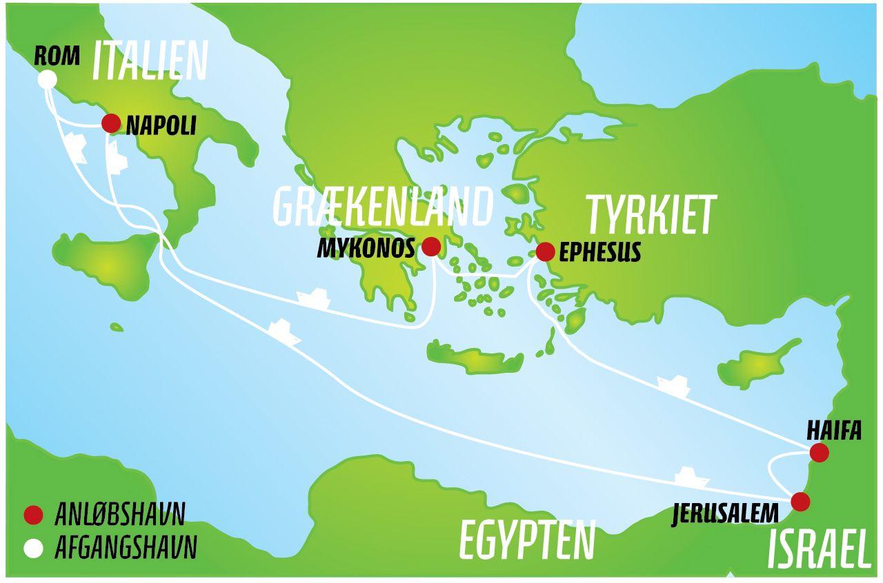 Seadane Travel V Karsten Schon Krydstogt Egypten Tyrkiet