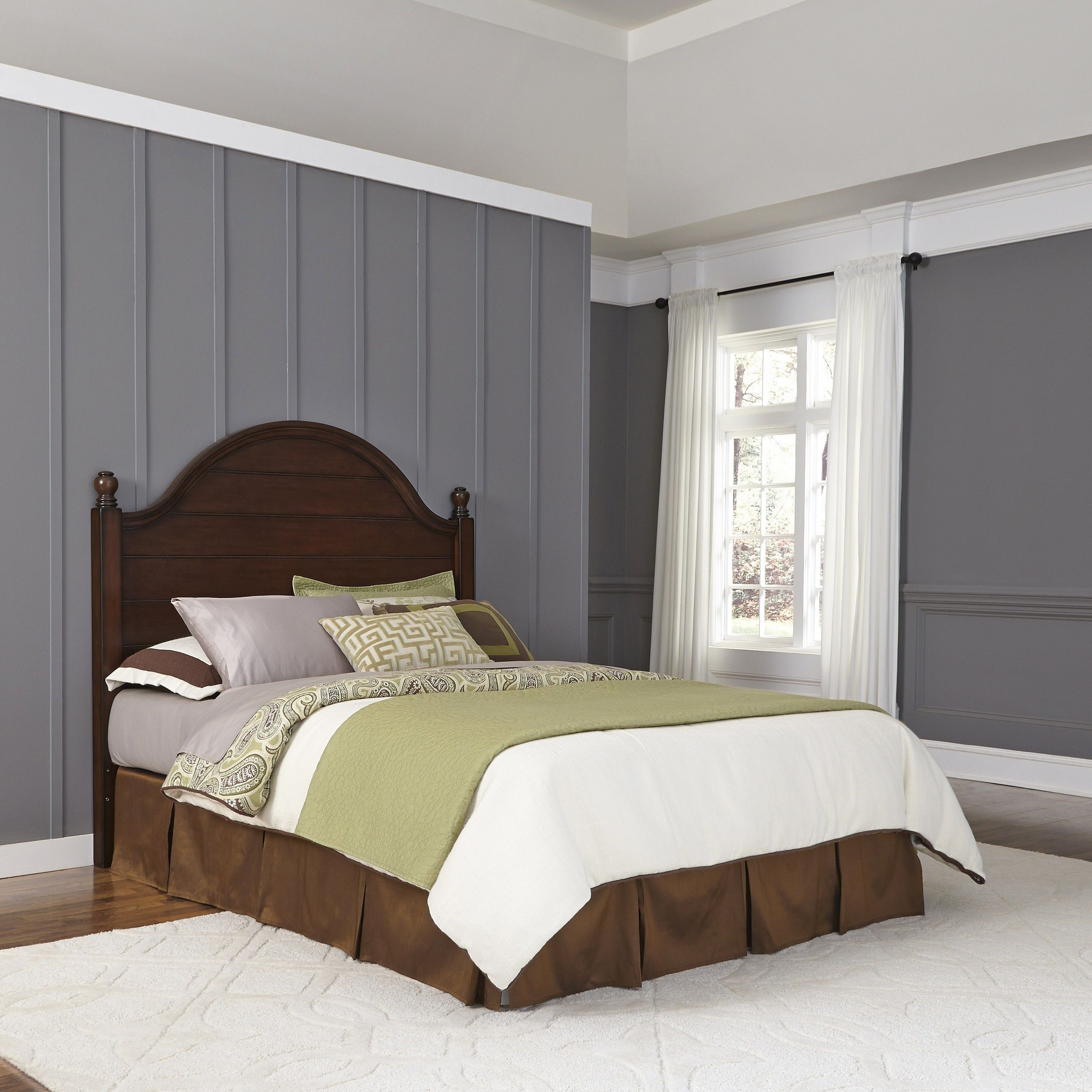 Country Comfort Headboard by Home Styles Home styles