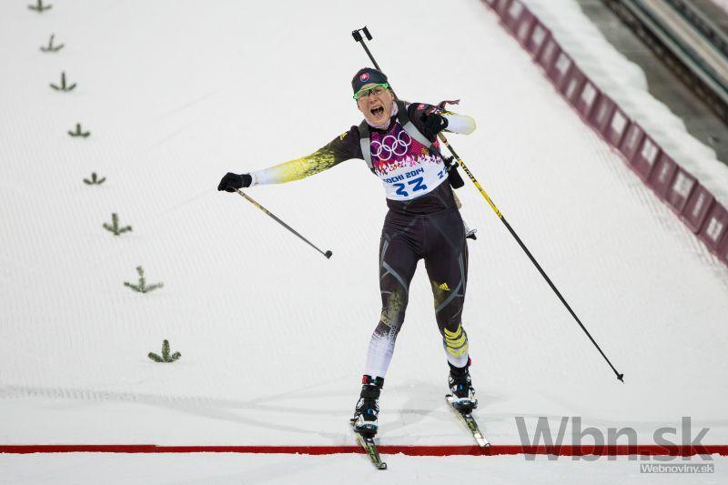 Úžasná Kuzminová ponesie na Slovensko zlatú medailu