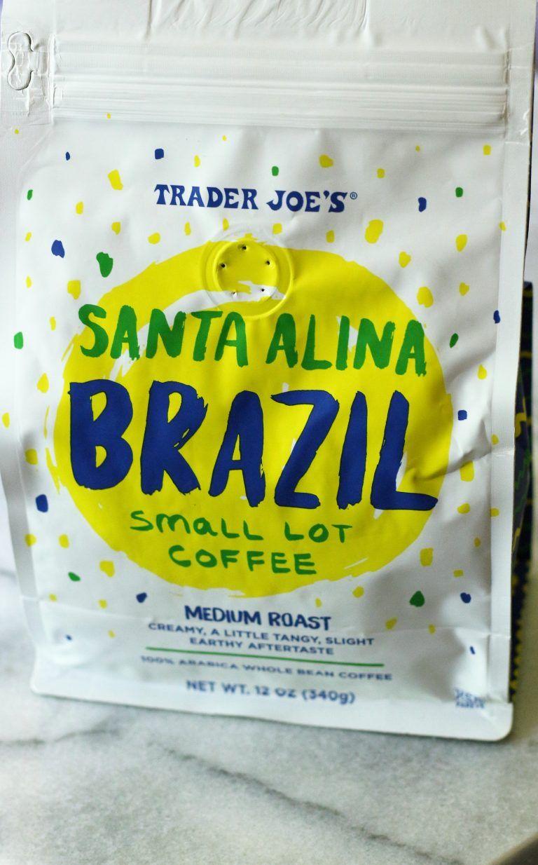 Trader Joe's Santa Alina Coffee Trader joes, How to