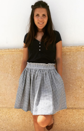 Plsusana\'s Clemence skirt - sewing pattern in Love at First Stitch ...