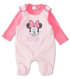 babies gr 50 92 strampler set in weiss pink mode g nstig online kaufen c a for baby 7. Black Bedroom Furniture Sets. Home Design Ideas