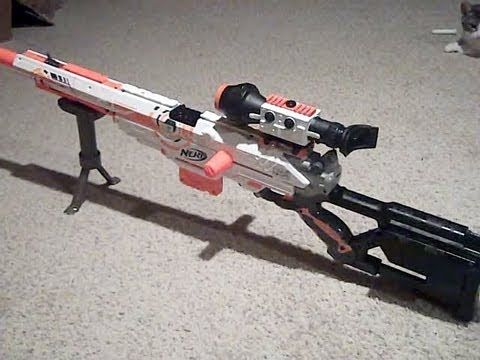 Rose Glen North Dakota ⁓ Try These Nerf Sniper Rifle With Scope