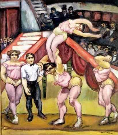 Les acrobates (1908)