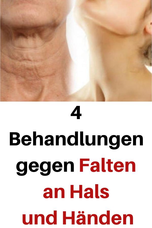 4 Behandlungen gegen Falten an Hals und Händen #Behandlungen #Händen #skintips