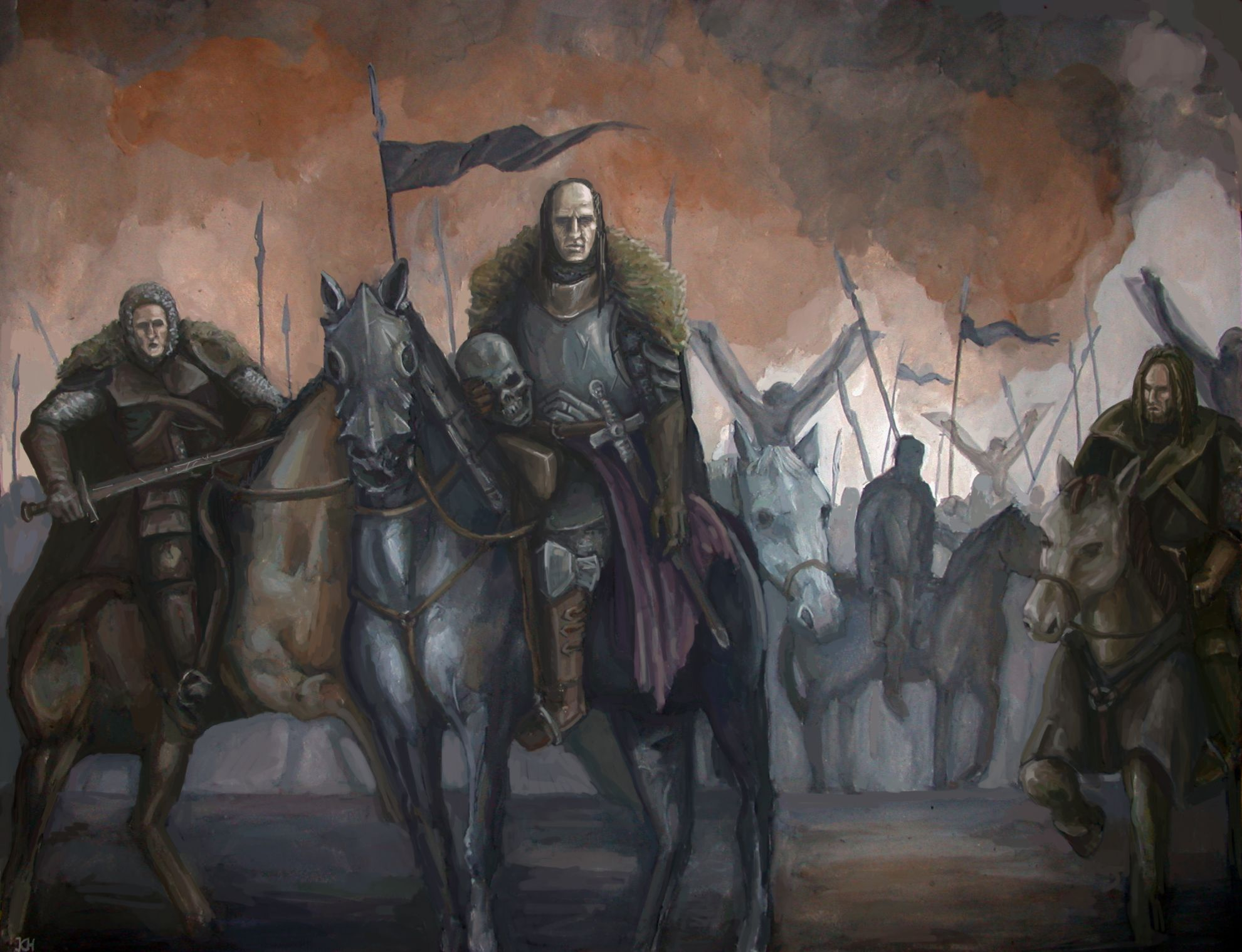 Roose Bolton Http Www Conceptart Org Forums Attachment Php