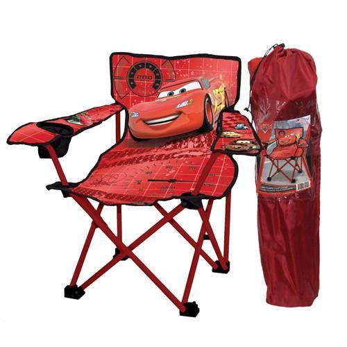 Disney Pixar Cars Kids Folding Camp Chair Disney Pixar