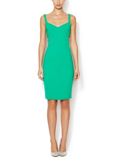 Lace Cut-Out Dress by Jill Jill Stuart at Gilt