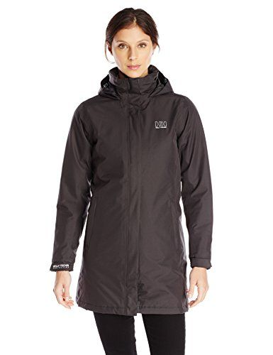 on wholesale first look great discount sale Helly Hansen Women's Aden Long Insulated Raincoat, Large ...