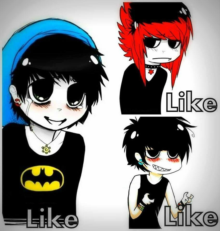 Emo anime boys emo pinterest emo and emo boys