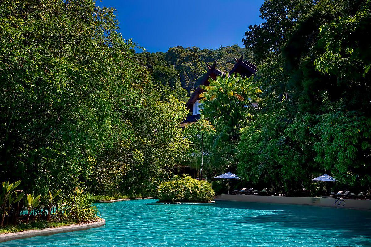 andaman resort langkawi - Google Search | Landscape Pools ...