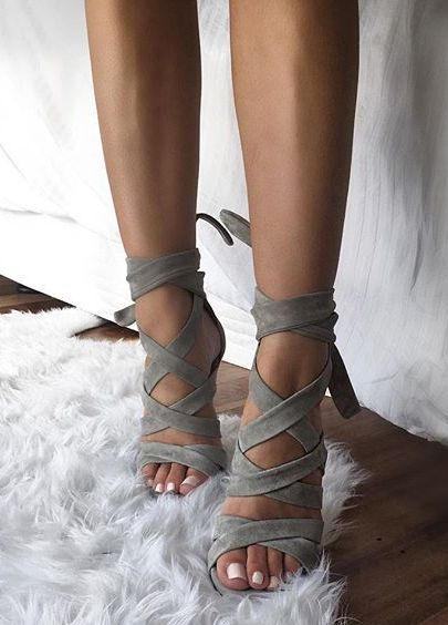 The high heel is a risqué and provocative collection of high heel specialty dress shoes. The high heel shoes is associated with sexiness, sensual and seductive looks. So don't waste your time and just scroll down to see my favorite collection of amazing shoes.