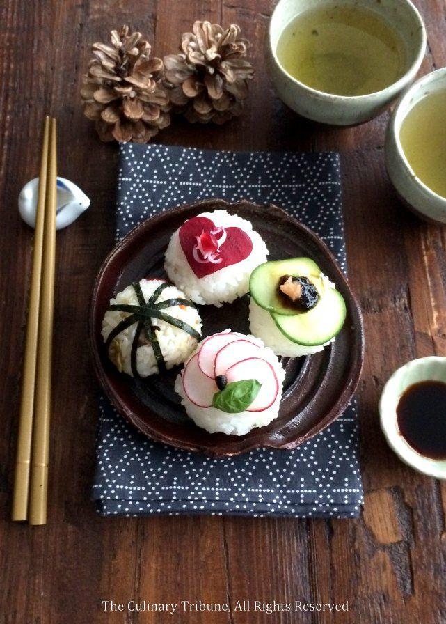 The Culinary Tribune › Veggie Temari Sushi Balls<br>ベジ手毬寿司