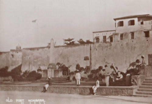 Old Military War Fort, Mombasa Kenya
