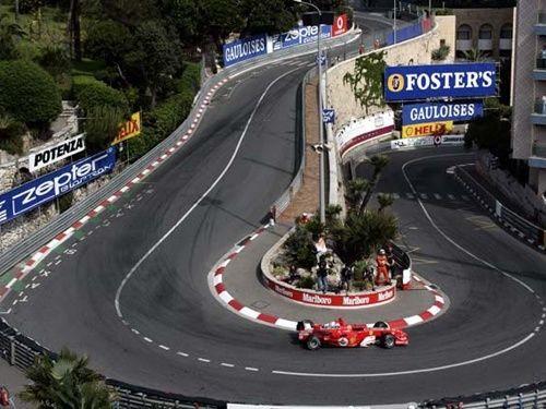 Grand Prix de Monaco, Monte Carlo