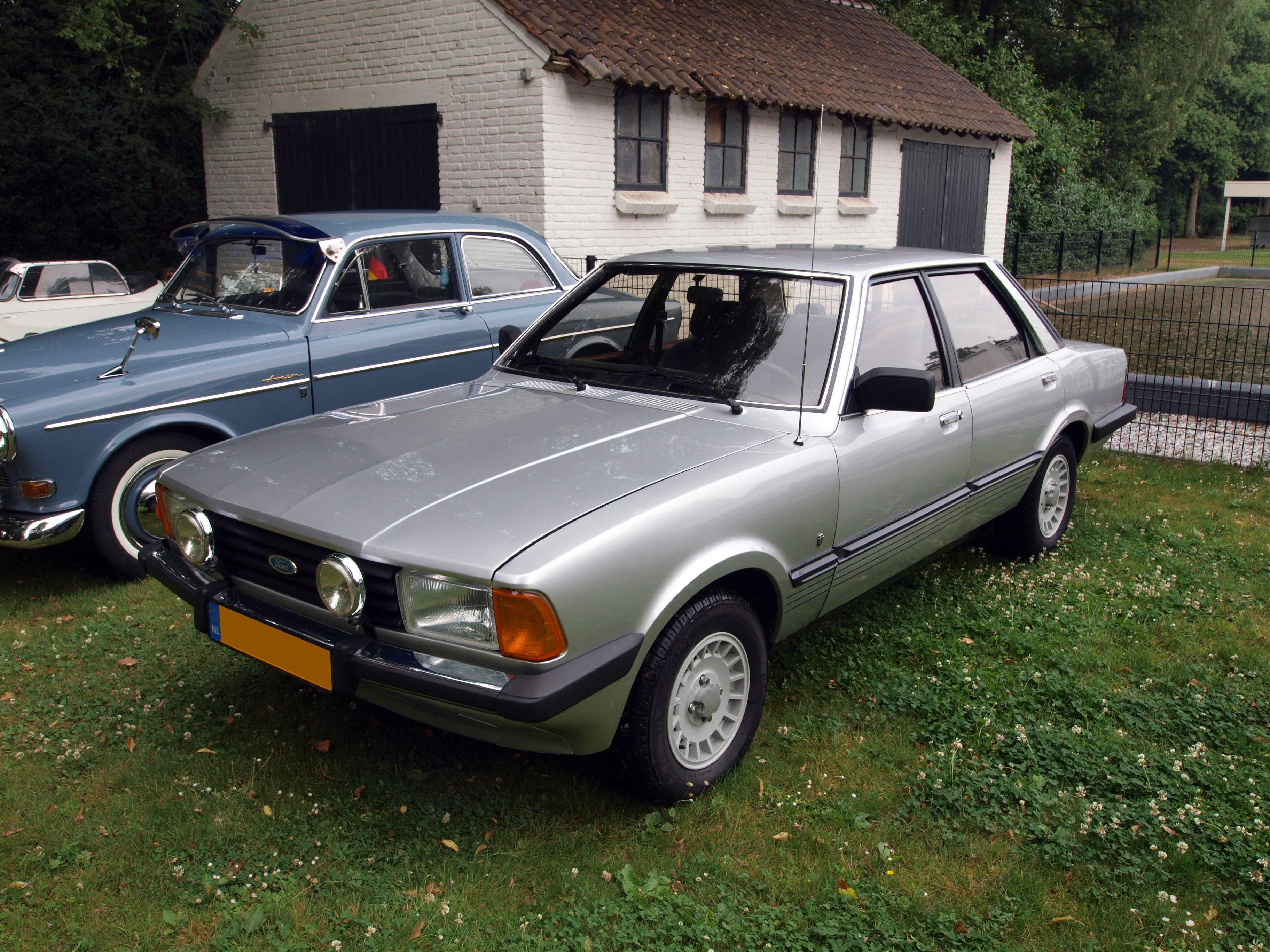 1982 Ford Taunus Tc3 2 0 Ghia