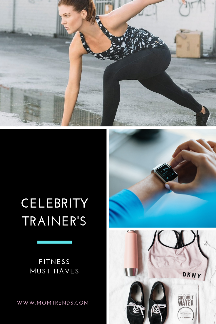 A Celebrity Trainer's Top Fitness Essentials  #fitness #Gear_must_have