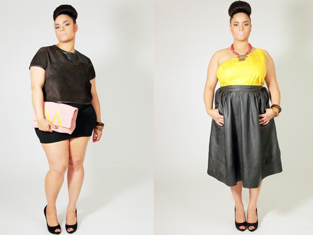 piniful urban plus size fashion (01) #plussizefashion | plus
