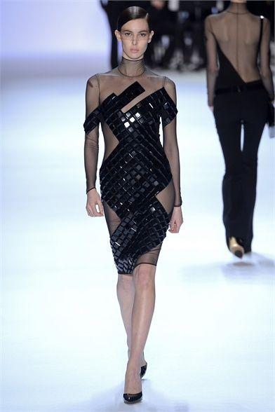 Sfilata Akris Paris - Collezioni Autunno Inverno 2013-14 - Vogue
