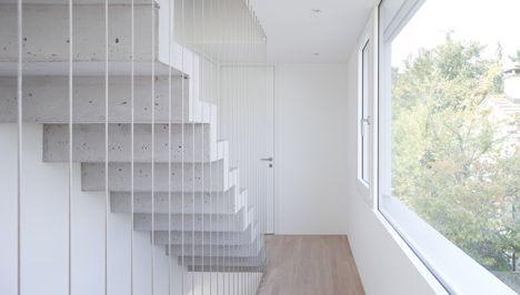 Likte lettheten i denne trappen