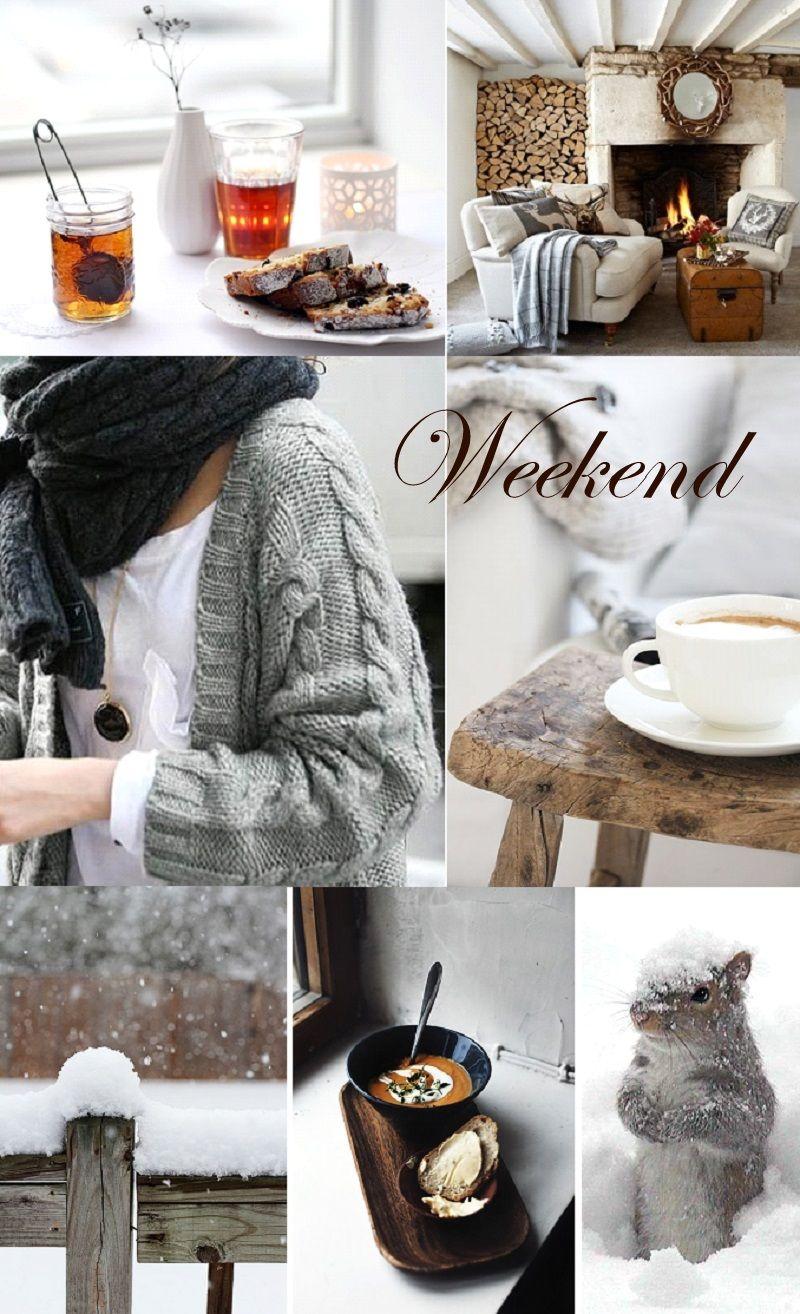 Winter weekend.