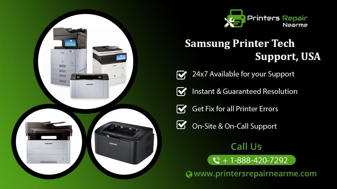 Samsung Printer Tech Support in USA Printer, Call