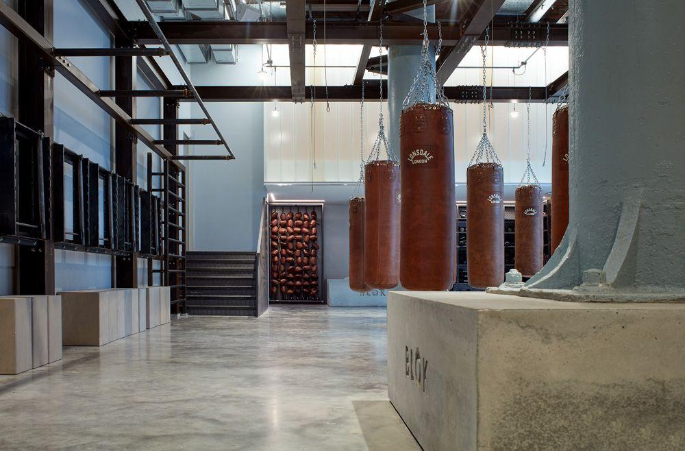 Blok Manchester By Daytrip Brutalist Design Calming Interiors Industrial Interior
