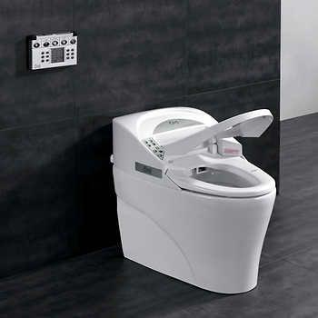Bio Bidet Uspa 4800 Luxury Smart Bidet Toilet Seat Smart Toilet