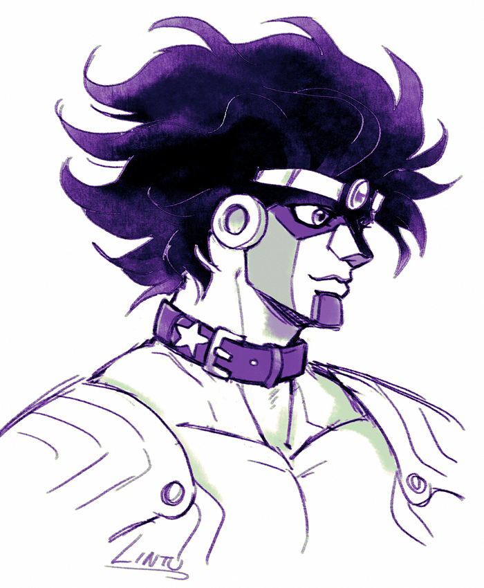 Lintu S Special Delivery Tanner And I Have Been Talking About Star Platinum Jojo Bizzare Adventure Jojo S Bizarre Adventure Jojo Bizarre