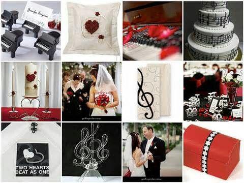Music themed wedding music themed wedding pinterest wedding music themed wedding junglespirit Images