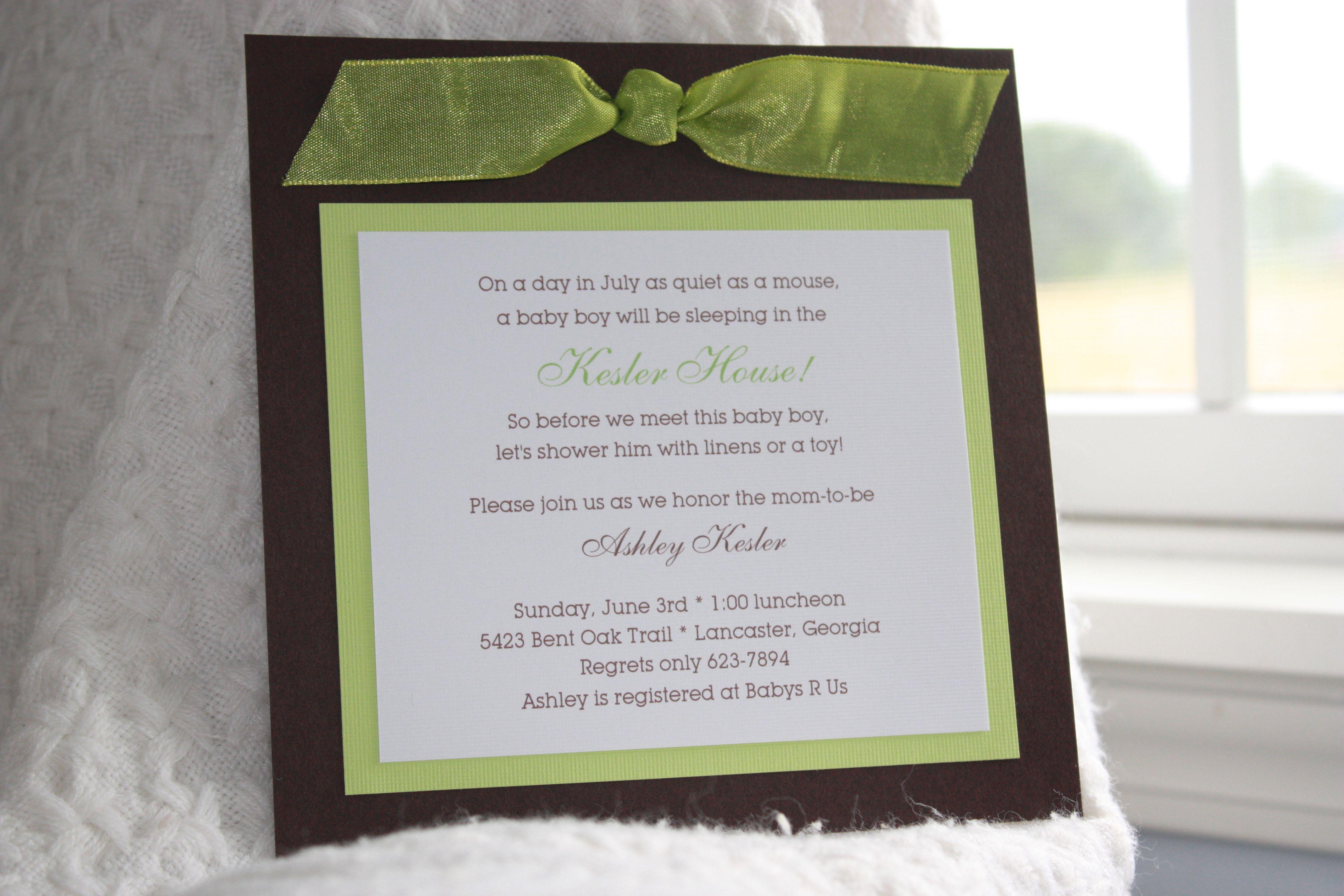 Diy bridal shower invitations homemade invitations baby shower6 diy bridal shower invitations homemade invitations baby shower6 boy solutioingenieria Choice Image