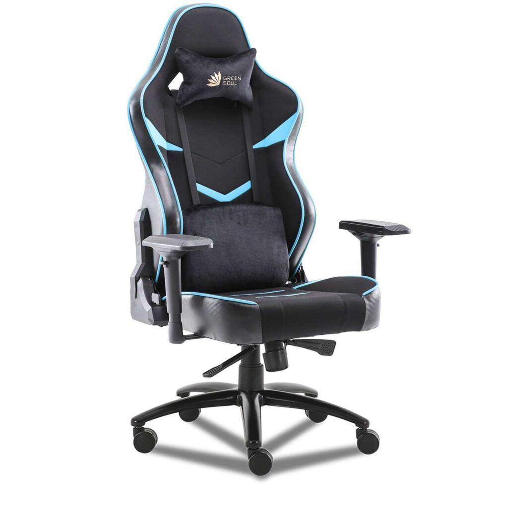 office chair neck support attachment india