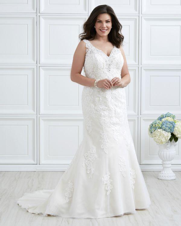 Bridal Party Dresses Toronto: Plus Sizes - Sophies Gown Shoppe