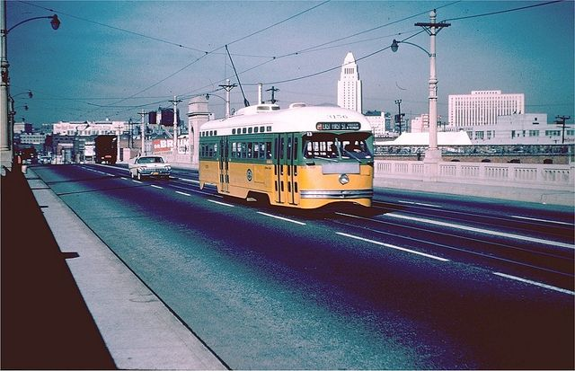 L.A. 1963 1st Street Bridge | A Box of Pictures | Flickr