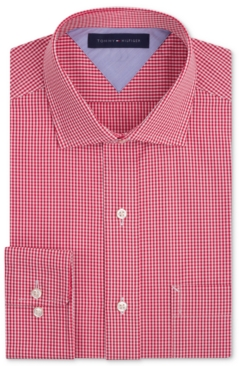 #Tommy Hilfiger           #Men                      #Tommy #Hilfiger #Dress #Shirt, #Gingham #Long-Sleeved #Shirt                 Tommy Hilfiger Dress Shirt, Red Gingham Long-Sleeved Shirt                                              http://www.snaproduct.com/product.aspx?PID=5510777