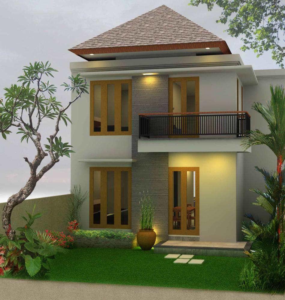 Desain Rumah Minimalis Sederhana Tingkat Desain Rumah Minimalis
