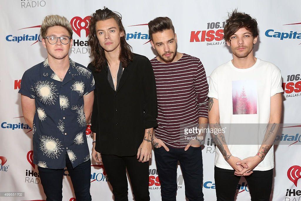 106 1 Kiss Fm S Jingle Ball 2015 Kiss Fm One Direction