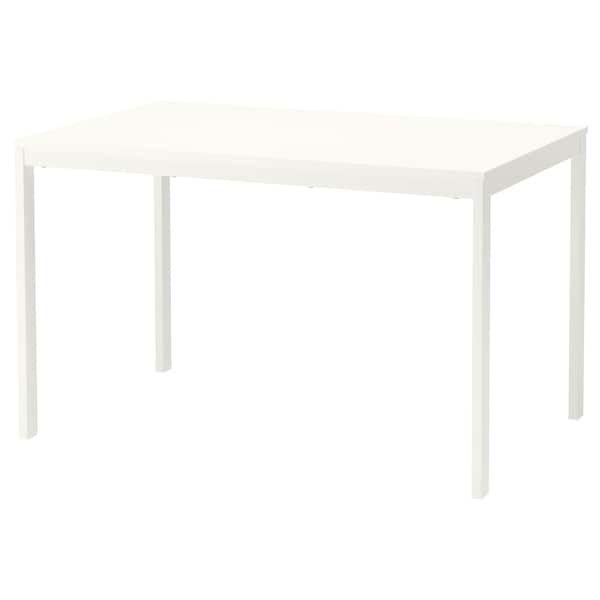 Vangsta Ausziehtisch Weiss Hier Kaufen Ikea Deutschland Table Extensible Blanche Table A Rallonge Table Extensible