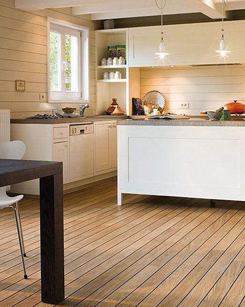 Qué color de suelo laminado elijo para mi casa? | Pinterest ...