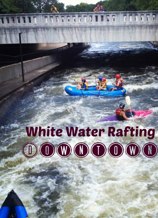 French lick whitewater rafting