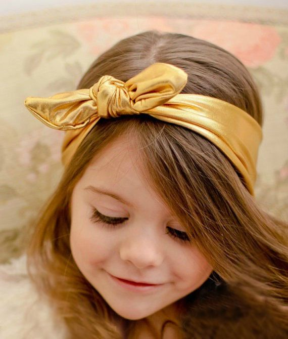 Girl's Hair Accessories Korea Fabric Tie Knot Hair Ands Embroidery Hairband Flower Crown Headbands For Girls Hair Bows Hair Accessories D