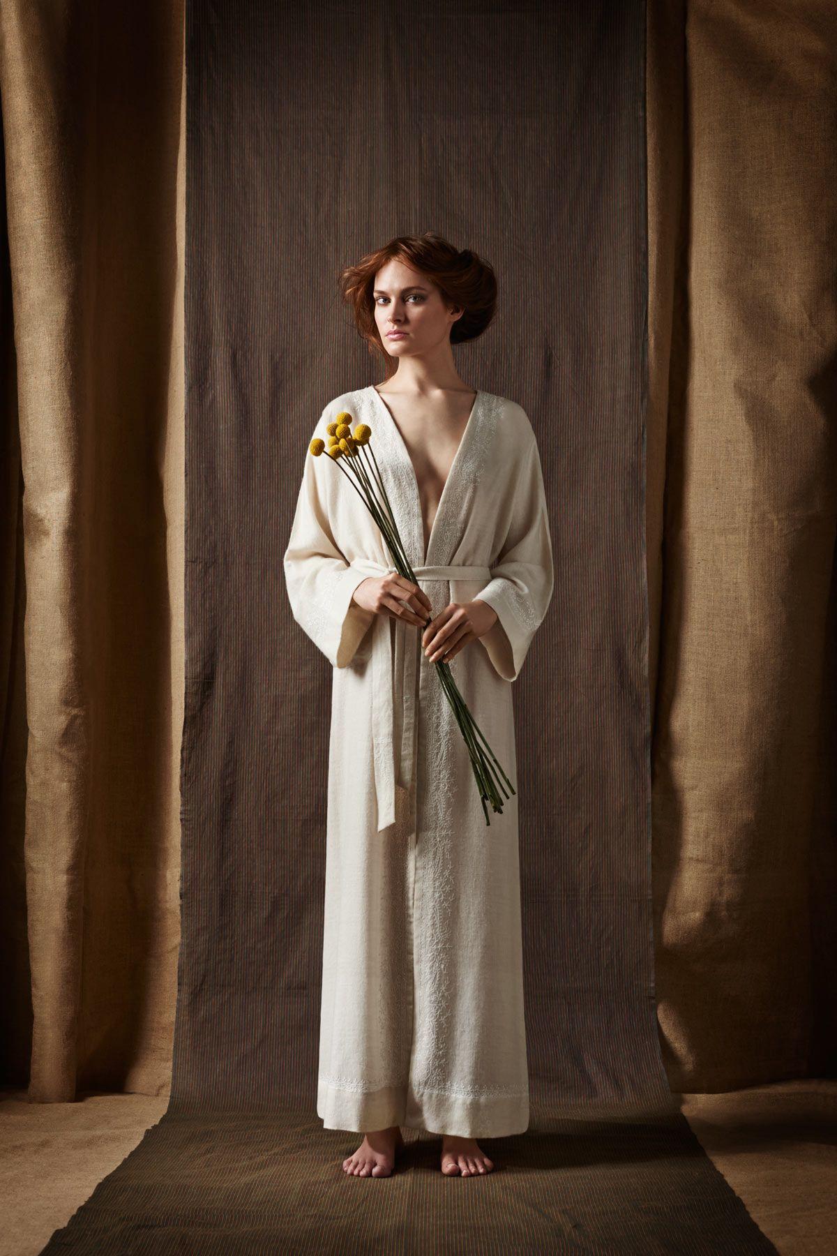98f4827af5 Jade dressing gown by Morpho + Luna