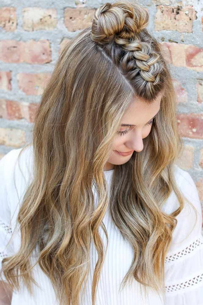 51 Easy Summer Hairstyles To Do Yourself Medium Hair Styles Easy Summer Hairstyles Short Hair Styles Easy