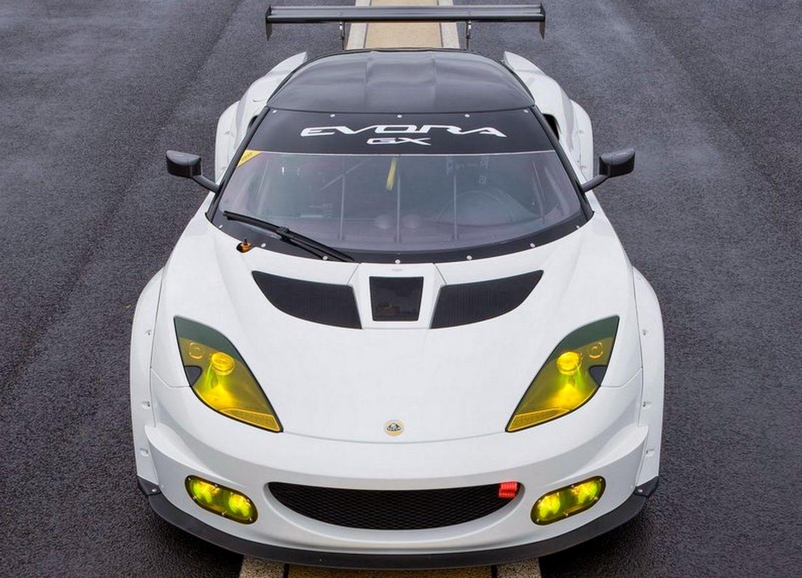 MULHERES X CARROS: Wallpaper - Lotus Evora GX Racecar 2013 | Carros ...